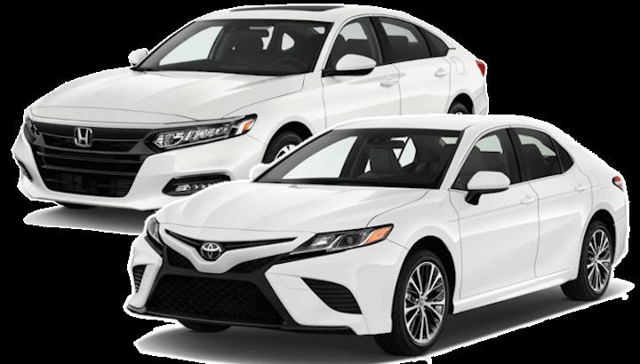 Toyota Camry / Honda Accord